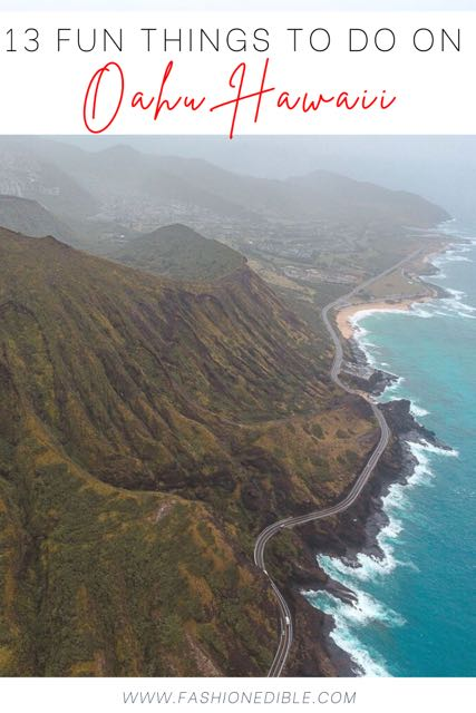 cool things to do on Oahu | fun things to do on Oahu | adventure in Oahu Hawaii | what to do on Oahu
